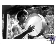 Mickey Hart Vintage Print