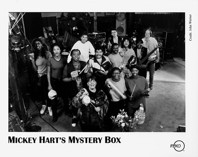 Mickey Hart's Mystery BoxPromo Print