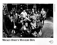Mickey Hart's Mystery Box Promo Print