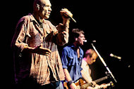 Midnight Oil BG Archives Print