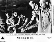 Midnight Oil Promo Print