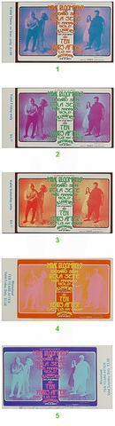 Bola Sete Vintage Ticket