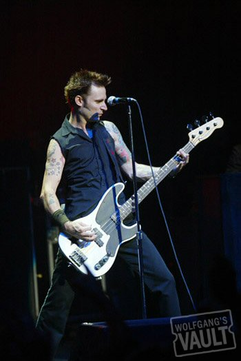 Mike Dirnt Fine Art Print