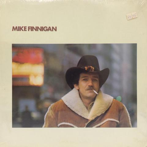 Mike Finnigan Vinyl (New)