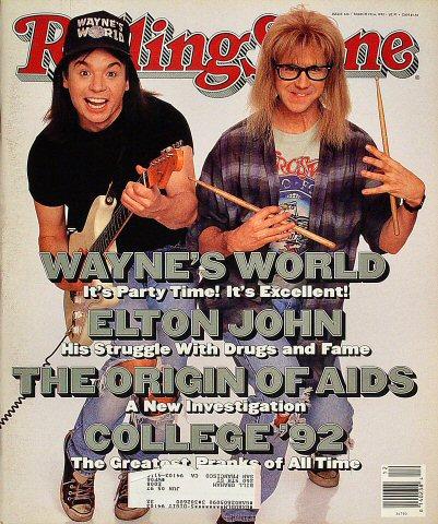 Mike MyersRolling Stone Magazine
