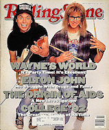 Mike Myers Rolling Stone Magazine