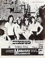 Mile Hi Handbill