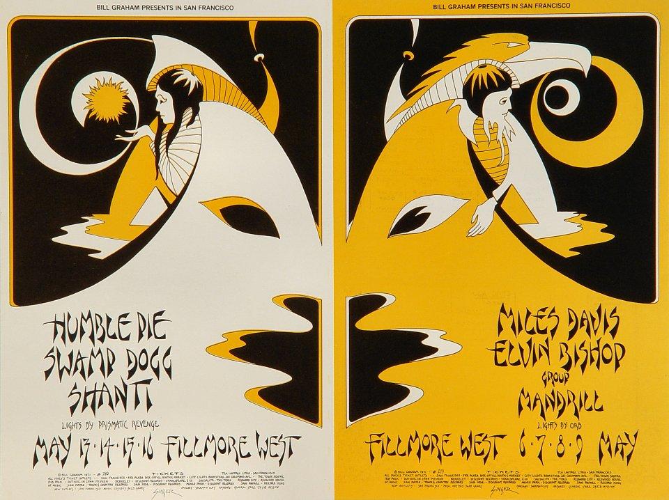 Miles DavisPostcard