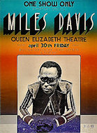 Miles Davis Poster