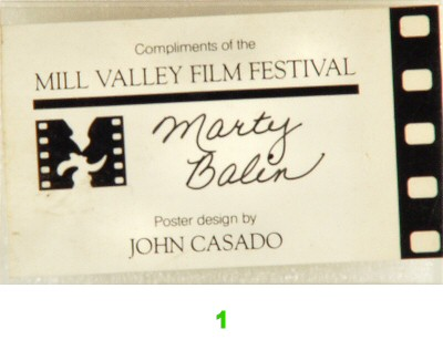 Mill Valley Film Festival Laminate