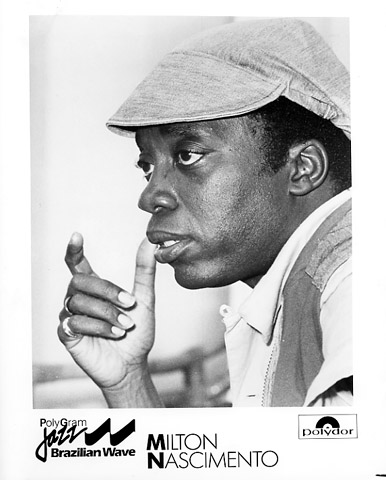 Milton NascimentoPromo Print