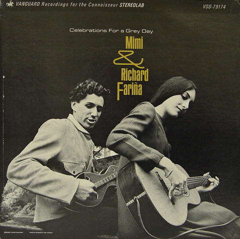 "Mimi & Dick Farina Vinyl 12"" (Used)"