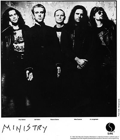 Ministry Promo Print
