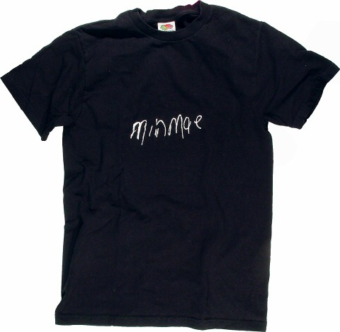 Minmae Men's Vintage T-Shirt