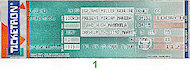 Miriam Makeba Vintage Ticket