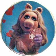 Miss Piggy Vintage Pin