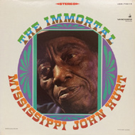 Mississippi John Hurt Vinyl (Used)