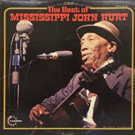 Mississippi John Hurt Vinyl (Used)