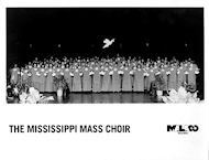 Mississippi Mass Choir Promo Print