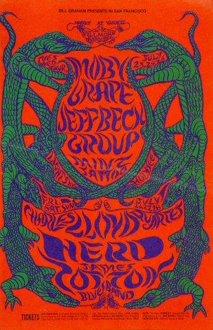 The Herd Handbill