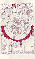 Moby Grape Handbill