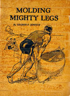 Molding Mighty Legs Book