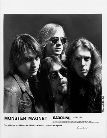 Monster Magnet Promo Print