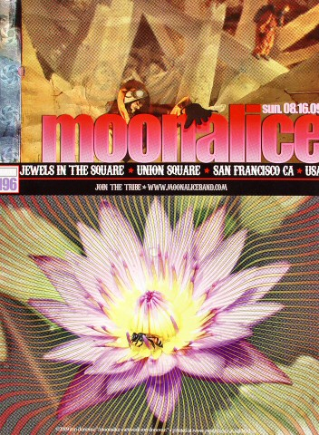 Moonalice Poster