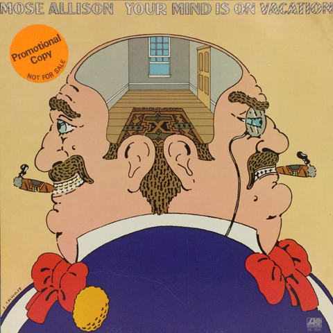 Mose Allison Vinyl (Used)