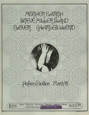 Mother Earth Handbill