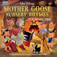 "Mother Goose Nursery Rhymes Vinyl 12"" (Used)"