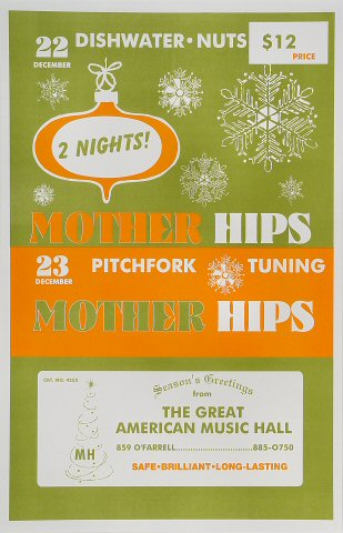 Mother Hips Poster
