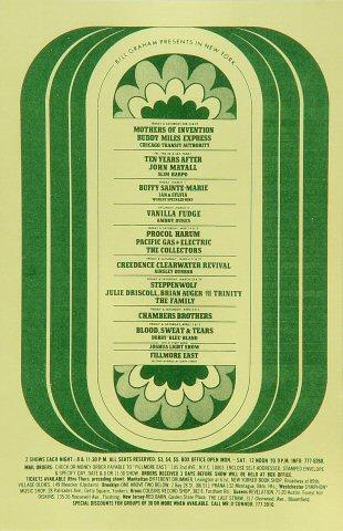 Aynsley Dunbar Handbill