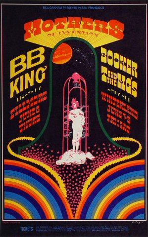 Booker T. & the MG's Poster