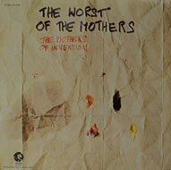 "Mothers of Invention Vinyl 12"" (Used)"