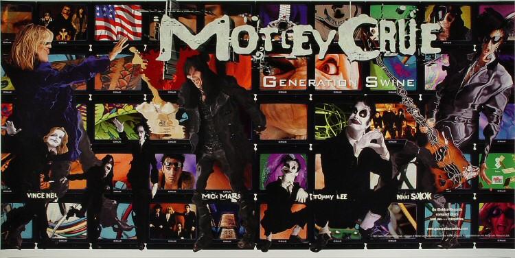 Motley CruePoster