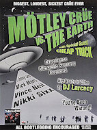 Motley Crue Poster