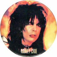 Mick Mars Vintage Pin