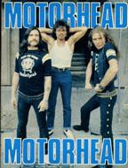 Motorhead Book