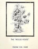 Mouse House Handbill