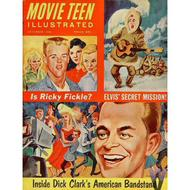 Movie Teen Illustrated Magazine