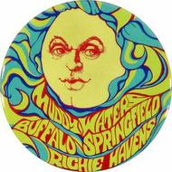 Buffalo Springfield Retro Pin