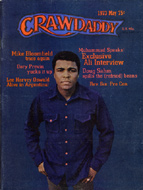 Mike Bloomfield Crawdaddy Magazine