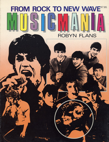 Musicmania: From Rock to New Wave