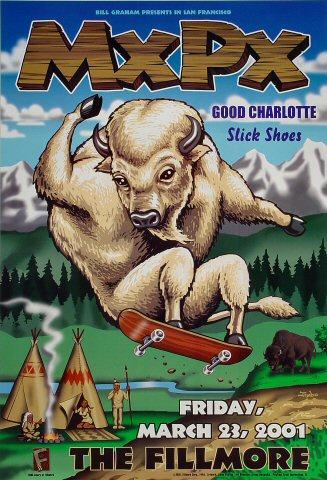 MXPX Poster