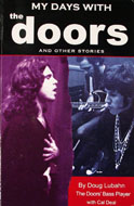 My Days With The Doors and Other Stories Book