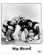 My Head Promo Print