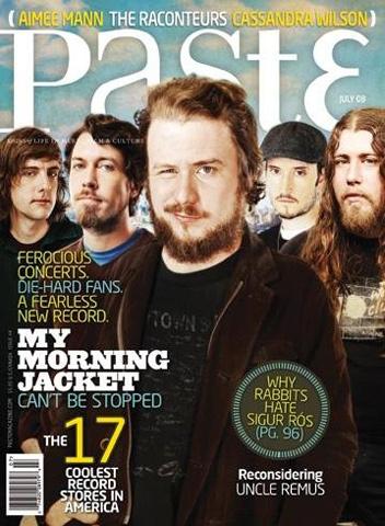 My Morning JacketPaste Magazine