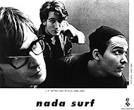 Nada Surf Promo Print