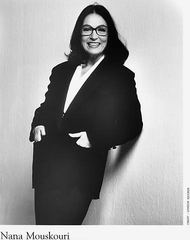 Nana Mouskouri Promo Print